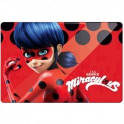 Toalha papel 120x180cm Ladybug