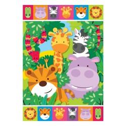 8 sacos Prenda Jungle Animals