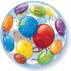 Bublle balões 22