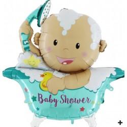 Balão super shape baby star...