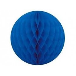 Globo de Papel 25cm - Azul