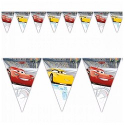 Bandeira triangular cars 3