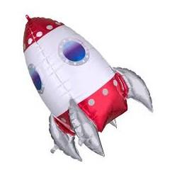 Balão Super Shape Rocket...
