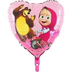 Maha-Urso Coração 18