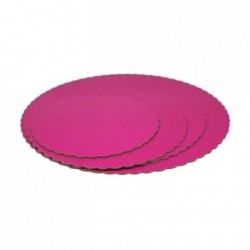 Base redonda rosa 35 cm