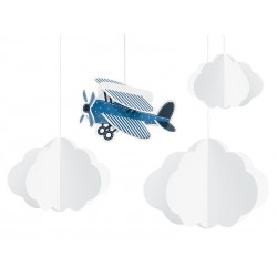 Decorações Little Plane