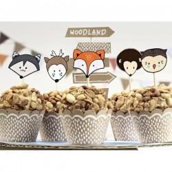 6 Forminhas Cupcake +...