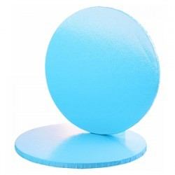 Base azul alta 30 cm