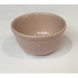 Taça rosa pequena