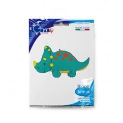 "Super Shake 36"" triceratops"
