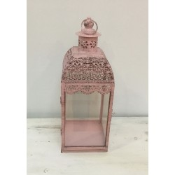 Gaiola rosa