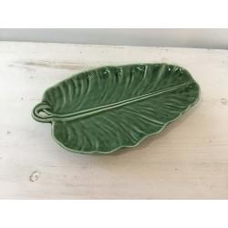 Prato folha verde (aluguer)
