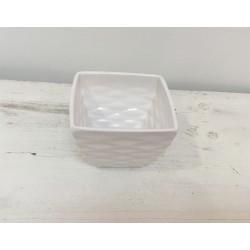 Vaso branco (aluguer)