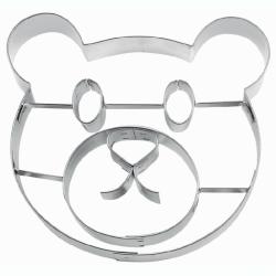 Cortador metal Cara de Urso
