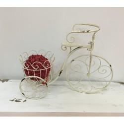 Bicicleta metal