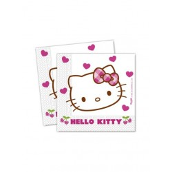 Guardanapos Hello Kitty