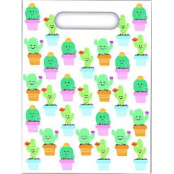 6 sacos oferta cactus