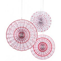 Decoracções 3 pinwheel...