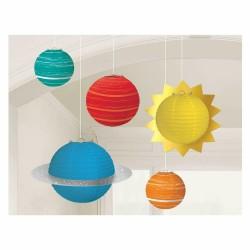 5 lanternas-Planetas Blast Off