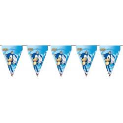 Bandeirinhas Sonic