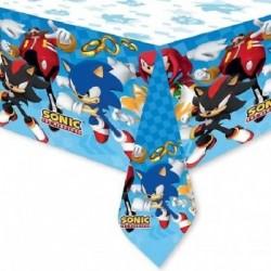 Toalha de mesa Sonic 120 x...