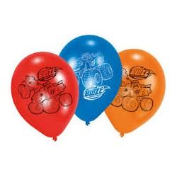 Balões Latex Blaze 6 unidades