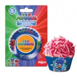 Formas Cupcakes PJMASKS