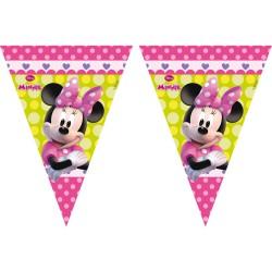 Minnie Bow-tique Bandeirola...