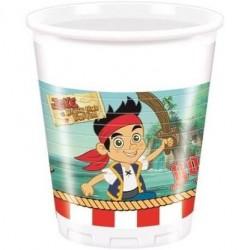 copos jake e os piratas
