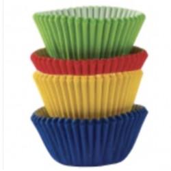 100 Mini Forminhas Cupcake...