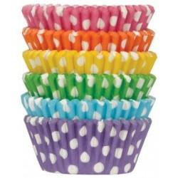 25 Formas Cupcakes Bolinhas...