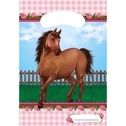 6 Sacos ofertas Lovely Horse