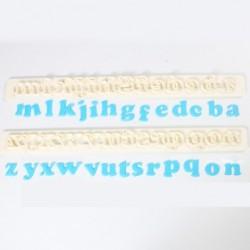 FMM- cortador alfabeto...