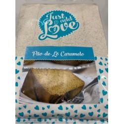 Pão de ló de caramelo 500gr