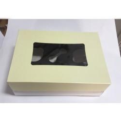 Caixa 6 Cupcakes