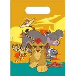 6 sacos de ofertas rei leão