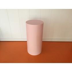Cilindro rosa (aluguer)