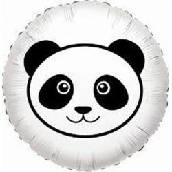 balão foil 18'' Panda shape