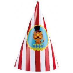 8 chapéus circus