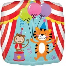 Balão Foil Circo