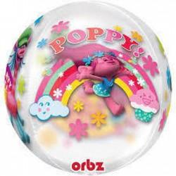 Balão Bubble Trolls