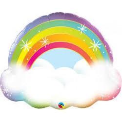 balão foil 32'' rainbow