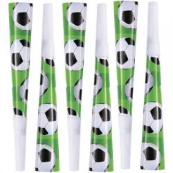 6 cornetas futebol