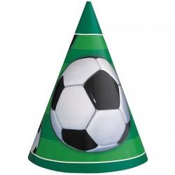 8 chapeus futebol