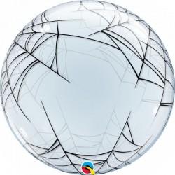 "Deco bubble 24"" Teia de Aranha"