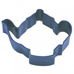 Cortador bolachas Bule Azul