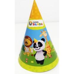 8 chapéus canal panda