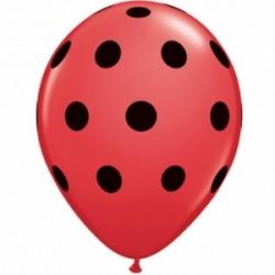 Saco 10 baloes 32 cm...