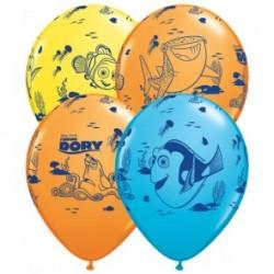 Balões Dory e Nemo