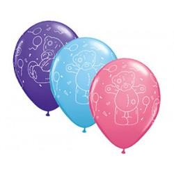 Baloes cores ursos